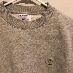 Champion Eco Authentic Crewneck